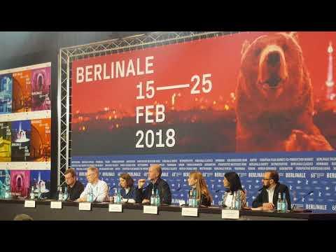 """Berlim 2018: Coletiva de imprensa do filme """"U-July 22"""" do norueguês Erik Poppe"""