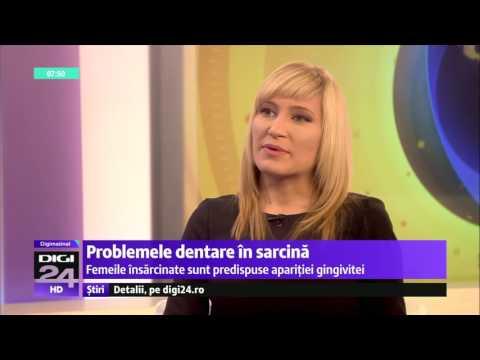 Problemele dentare in sarcina