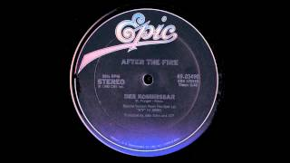 After The Fire - Der Kommissar [Specially Extended Remixed Version]