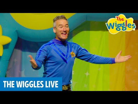 The Wiggles: Come On Down To Wiggle Town