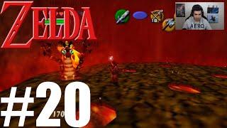 ¡VOLVAGIA! Capitulo 20 | The Legend of Zelda Ocarina of Time (ElGuerrero064)