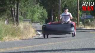 Супер разработки автомобилей Avto Man # 14(Множество невероятных происшествий и просто неожиданностей происходящих на дороге в 2012 году Авто видео..., 2013-06-04T11:17:01.000Z)