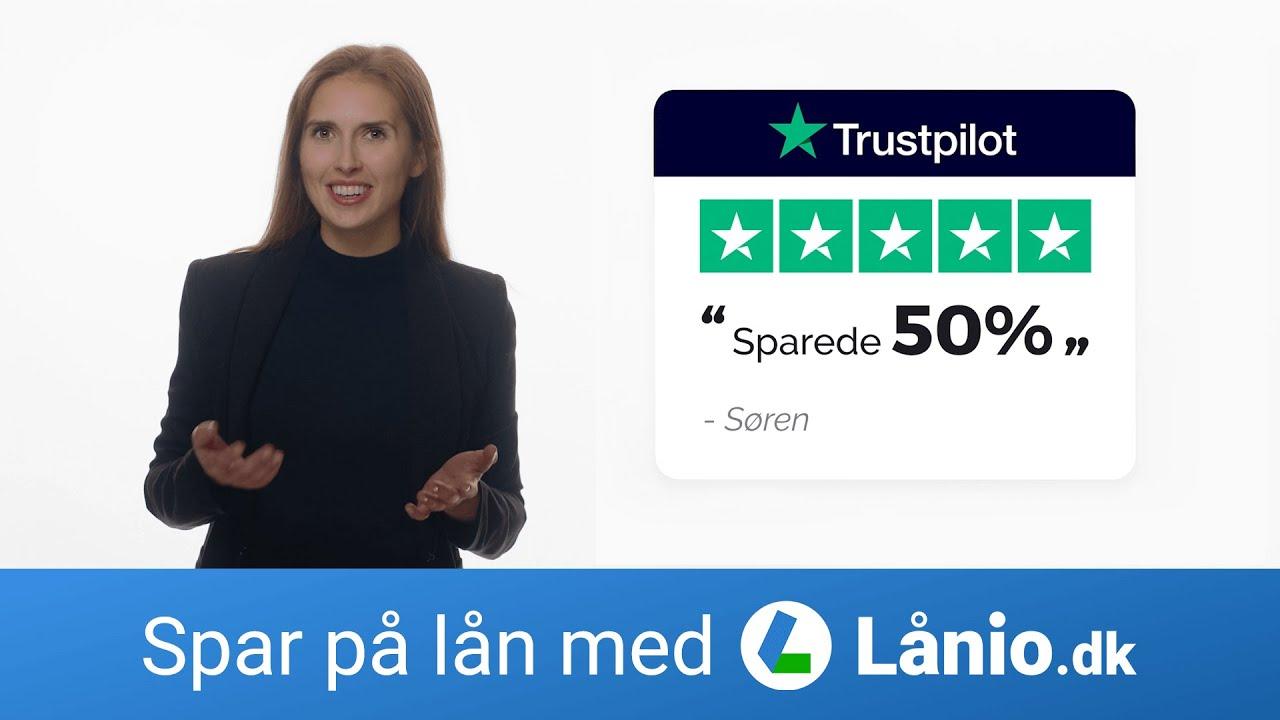 Lån penge online: Lånio.dk, spar tid og penge - lad bankerne kæmpe om dig