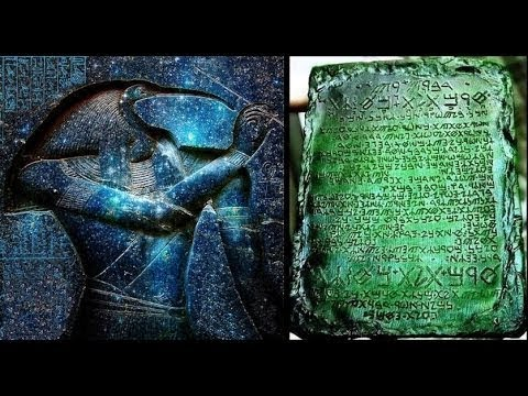The Fall of Atlantis and Rise of the Archons - Emerald Tablets of Thoth
