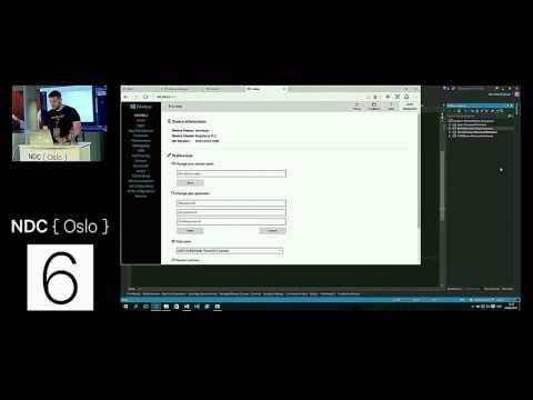 Windows IoT Core or Corny - Karl-Henrik Nilsson