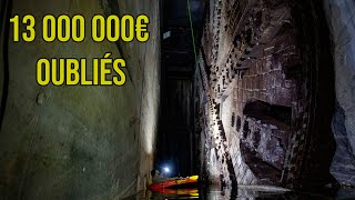 Exploration of an abandoned tunnel boring machine !