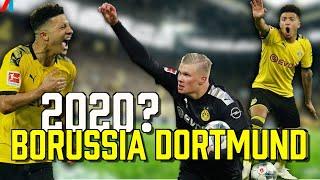 BVB 2020: Sancho & Haaland: Levensgevaarlijke Tieners bij Dortmund!