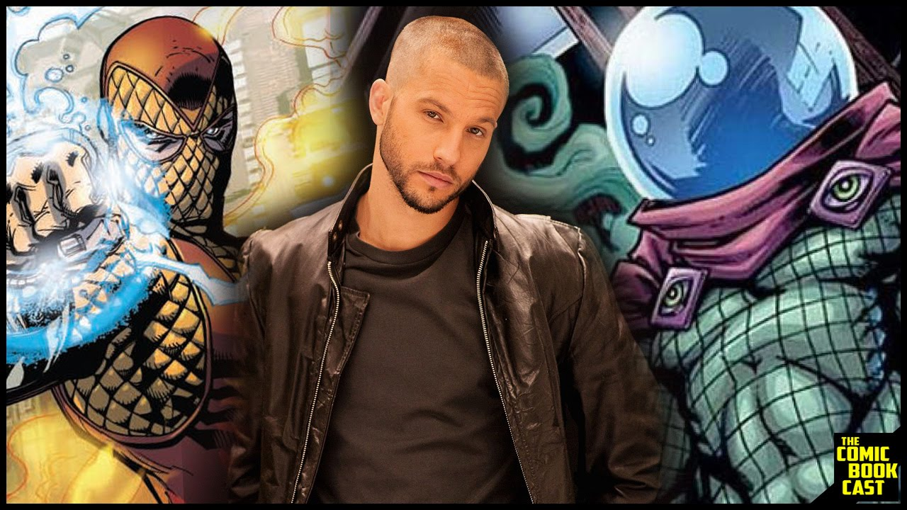 logan marshall-green cast in spider-man homecoming - youtube