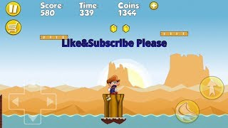 Super Nods World Jungle Adventure Level 43-48 Game
