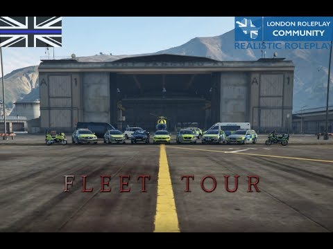 London's Roleplay Community - Vehicle Fleet Tour