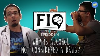 Why Is Alcohol Not Considered A Drug? | ScoopWhoop presents FIQ with Raghav Mandava (Ep. 4)