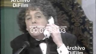 DiFilm - Antonio Gasalla Habla Telefónicamente con China Zorrilla (1992)