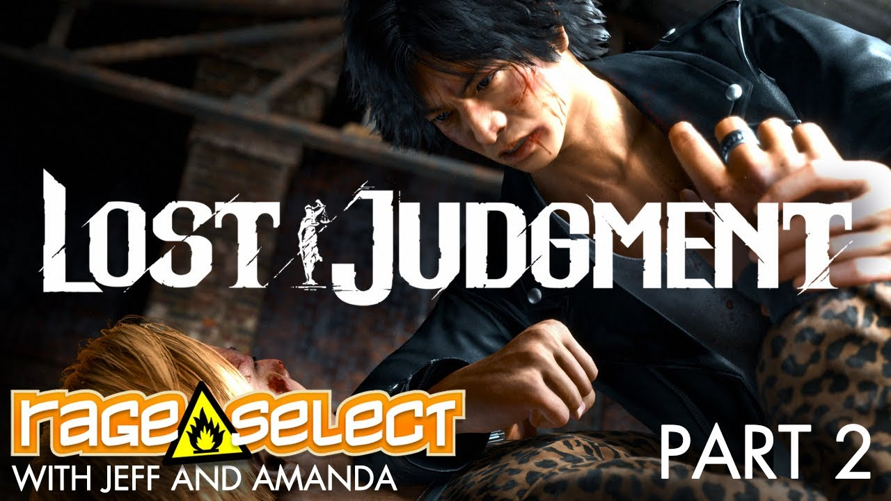 Lost Judgment (The Dojo) Let's Play - Part 2