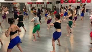 Tahia CAMBET - Dance School - Faarapu Training