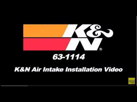 K/&N AirCharger Intake for 2011-2015 Dodge Charger Challenger 3.6L V6