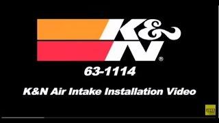 2011 2015 dodge challenger charger chrysler 300 performance cold air intake system kit k 63 1114