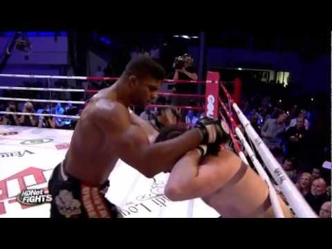 Alistair Overeem vs. Tony Sylvester (Great fight!!!!!!)