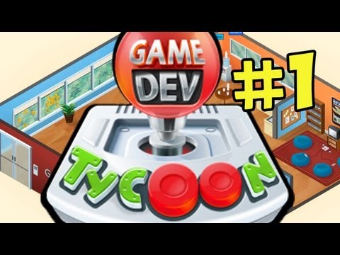 Game Dev Tycoon Walkthrough - Part 1 Let\'s Play