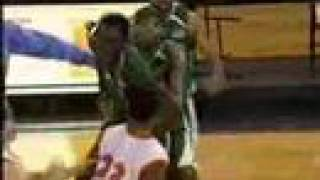 Mercer vs. Jacksonville scuffle Thumbnail