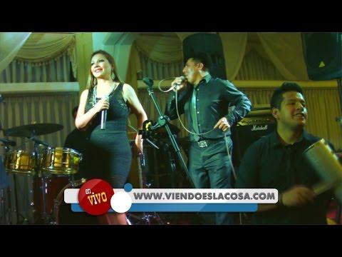 GRUPO ÉBANO - Mix Los Ángeles Azules - En Vivo - WWW.VIENDOESLACOSA.COM - Cumbia 2017