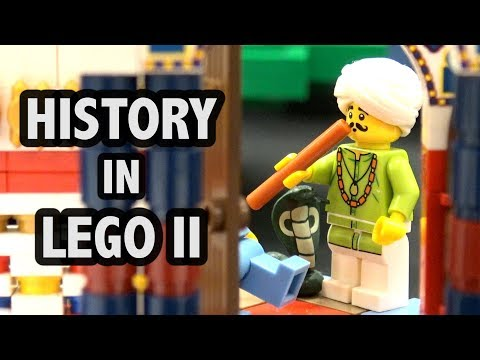 History of the World in LEGO (Expanded)