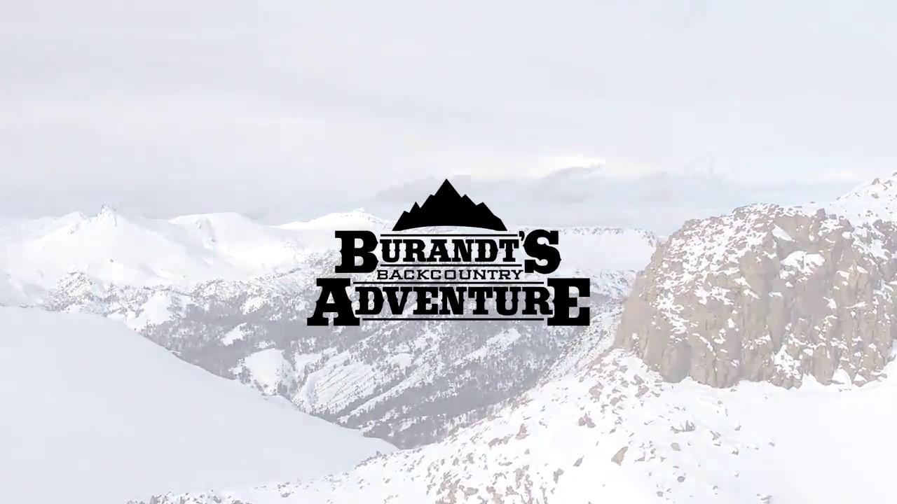 Chris Burandt Backcountry Adventure 2017 Youtube