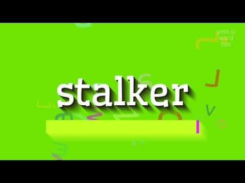 """How to say """"stalker""""! (High Quality Voices)"""