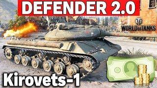 DEFENDER 2.0, czyli Kirovets-1 w World of Tanks