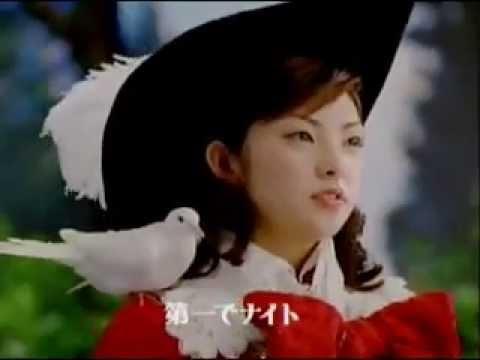 Rena Tanaka 田中麗奈 第一生命 CM 01