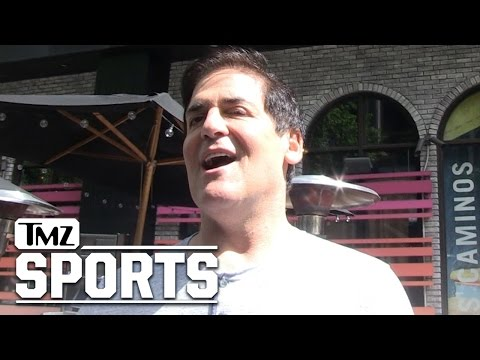 Mark Cuban- I Busted My Billionaire Ass...To Sell Mavs Tix | TMZ Sports