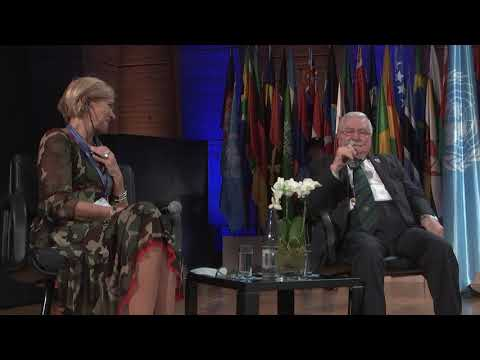 Conversation with Lech Walesa, a Peace Nobel Laureate