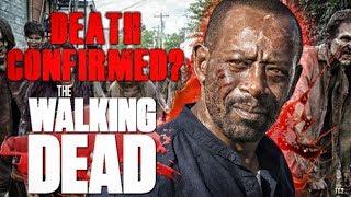 The Walking Dead Season 8 - Morgan's Death Confirmed?