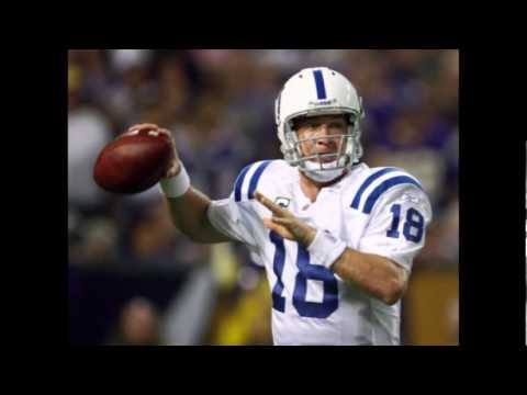 Indianapolis Colts Quarterbacks