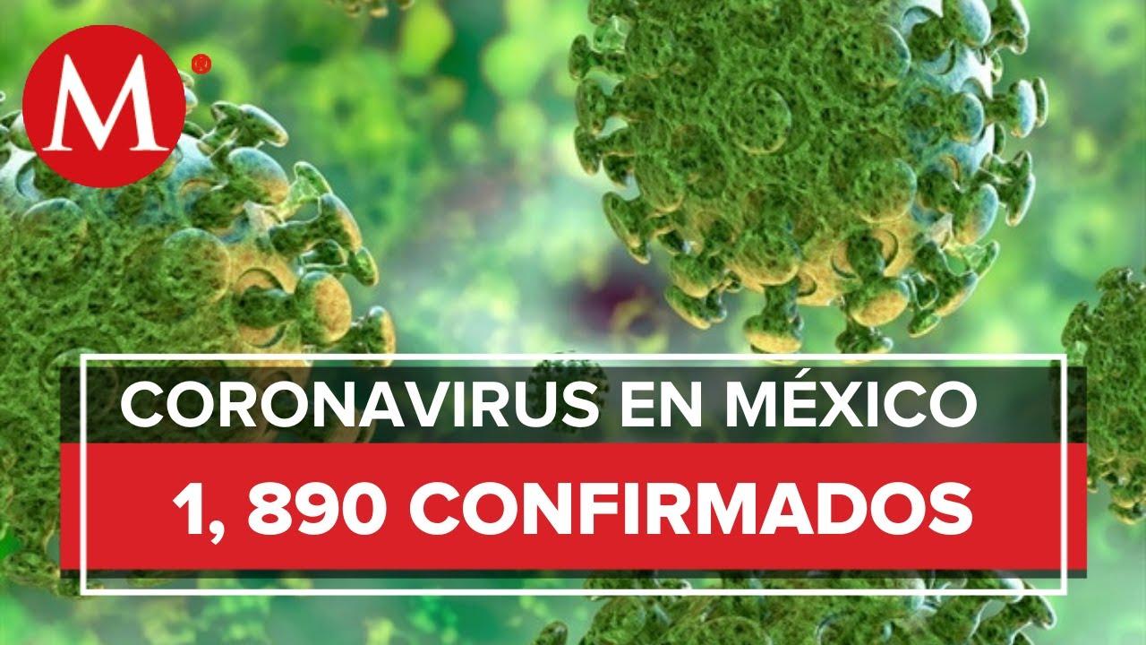 Aumenta a 79 cifra de muertos en México por coronavirus
