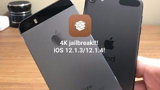 Major jailbreak news! 4K device support!?!? (iOS 11.0-12.1.4)