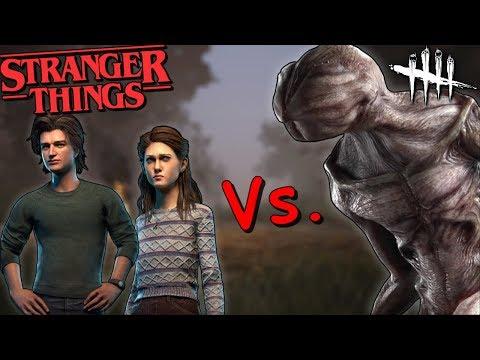 SWF vs DEMOGORGON - Dead by Daylight Stranger Things |