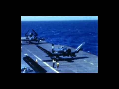 1951 Korean War Navy Carrier Operations