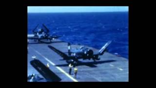 1951 Korean War Navy Carrier Operations