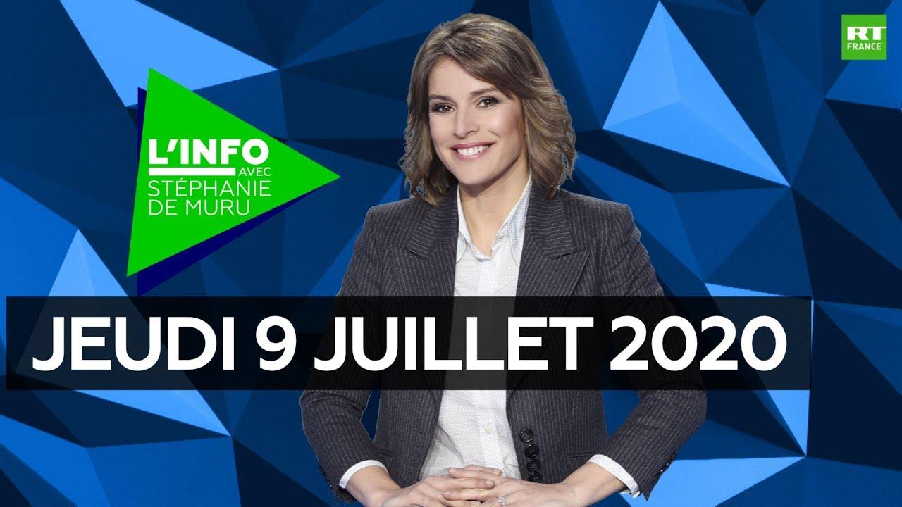 Download L'Info avec Stéphanie De Muru – Jeudi 9 juillet 2020 : Ségur de la santé, Castex, islam radical