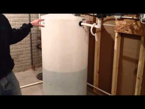 Greywater Recovery System