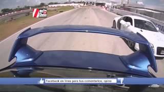 Subaru WRX STI VS Audi R8