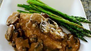 How To Make Chicken Marsala!