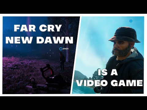 Far Cry New Dawn is a Video Game |