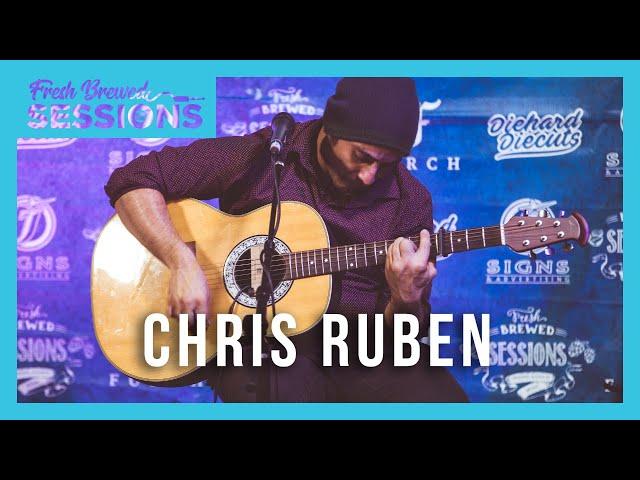 Fresh Brewed Sessions | Chris Ruben | Franklin Pierce