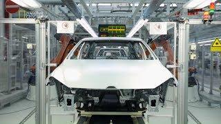 Oto największa fabryka samochodów na świecie! [Superkonstrukcje]