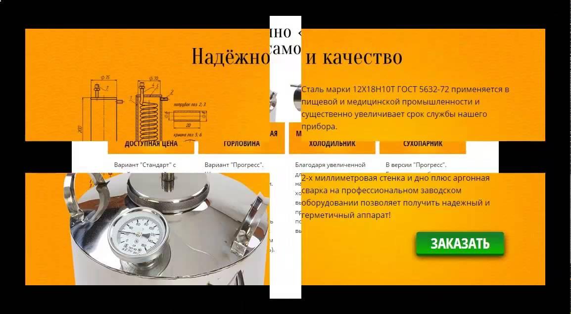 Домашний мини спиртзавод. Купить самогонный аппарат. Производство дистилляционного и ректификационного оборудования из пищевой.