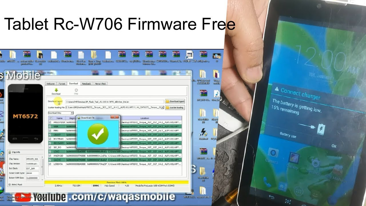 g tab rc-w706 firmware free download