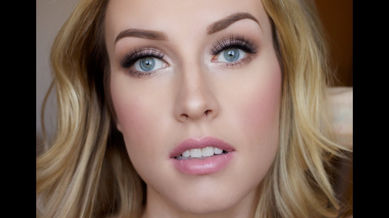 Bridal Makeup For Blue Green Eyes : How To: Bridal Makeup Tutorial - Lashes Love and Leather ...