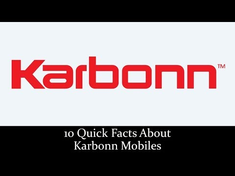 10 Quick Facts About Karbonn Mobiles