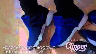 Кроссовки Dior Диор видео обзор